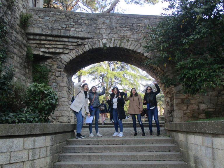 Cluedo CSI Girona Parque Arqueológico foto 1