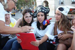 Cluedo CSI Pirata Barcelona foto 2