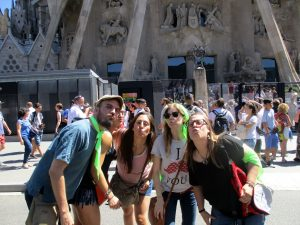 Cluedo CSI Sagrada Familia Barcelona foto 1