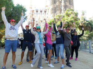 Cluedo CSI Sagrada Familia Barcelona foto 2