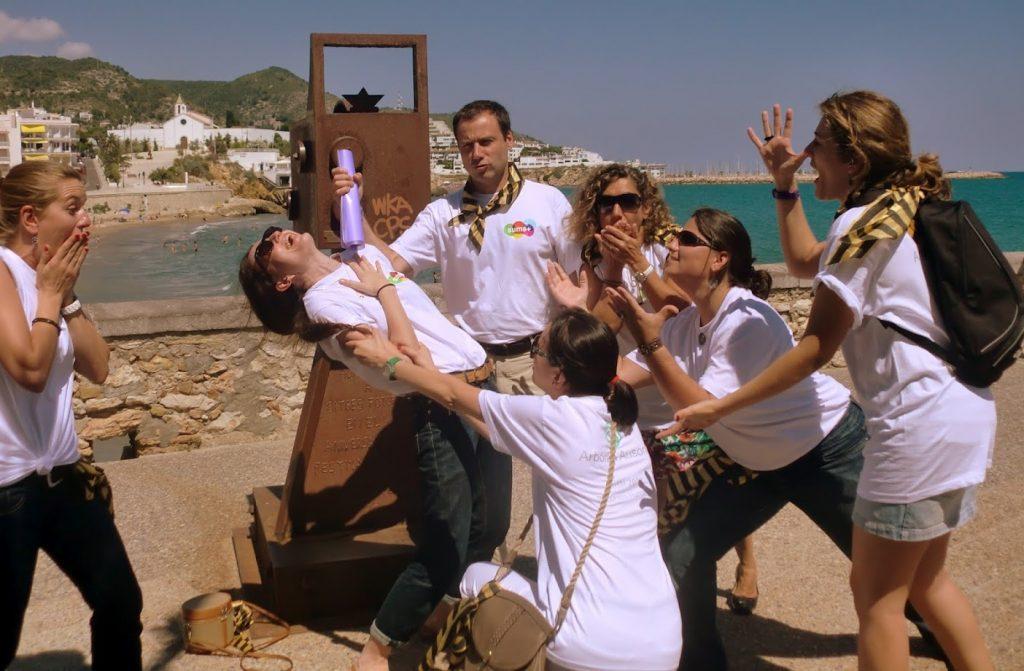 CSI Cluedo en Sitges 1