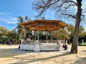 Cluedo Parque Ciudadela Barcelona foto 1