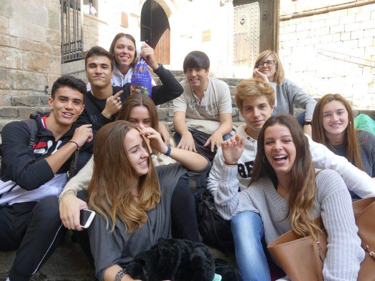Colegio La Miranda - CSI CLUEDO Barcelona - oct. '19