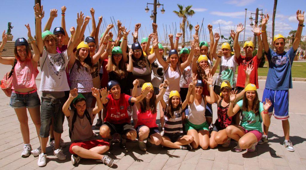 (Colegios outdoor) Colegio Sant Josep - CSI Sitges - El caso Fonollar - junio '13