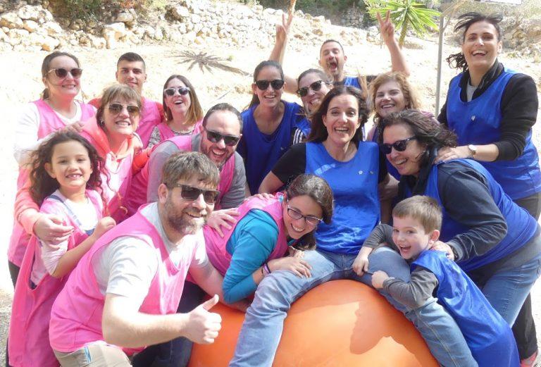 Cumpleaños de Aida - Desafío Total - marzo '20