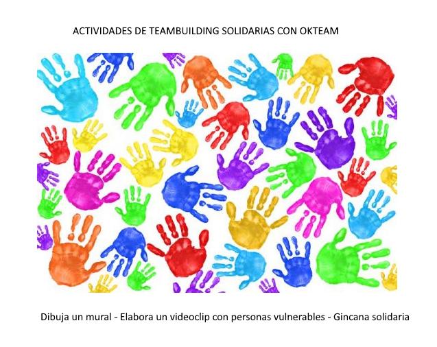 Teambuilding Solidario indoor