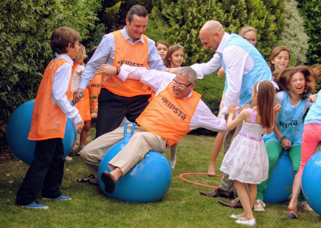Family Games actividades outdoor foto 2
