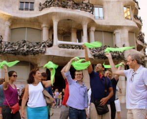 Gincana Angel de Gaudi