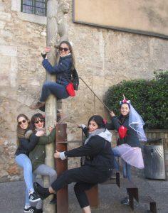 Gincana Girona Ciudad foto 2