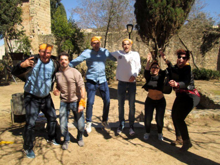 (Gincana Sant Cugat) Cimworks - Discovering Sant Cugat - abril '18