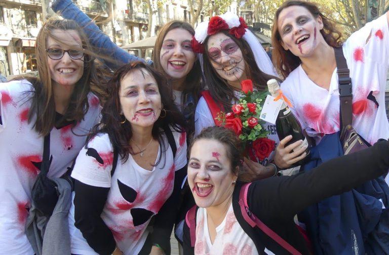 Grupo Ana - CLUEDO CSI Barcelona - oct. '19