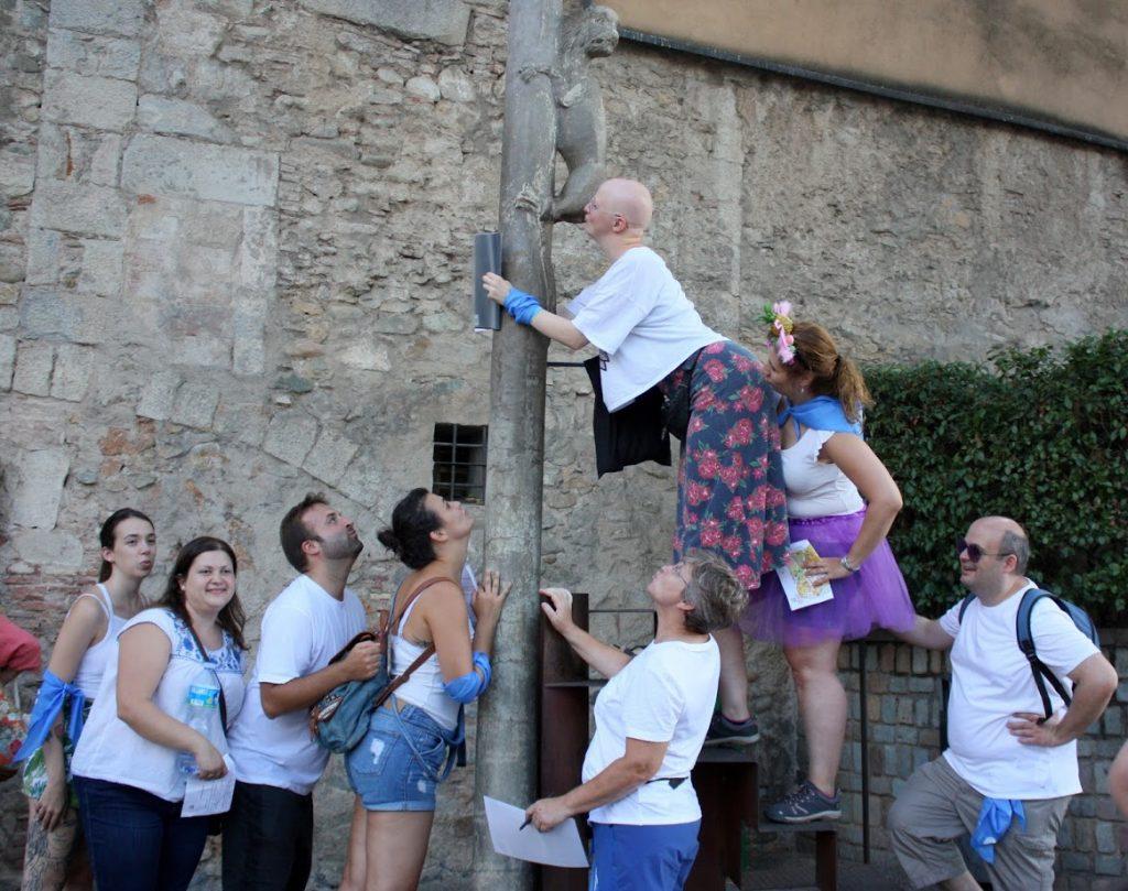 Gincana Girona