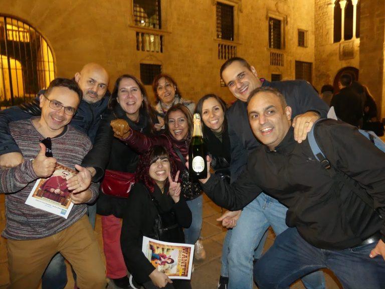 Noray - CSI CLUEDO - Barcelona nov. '19