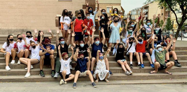 Teambuilding para la gente guapa de Pallejà - gincana urbana - Ajuntament de Pallejà juny '21