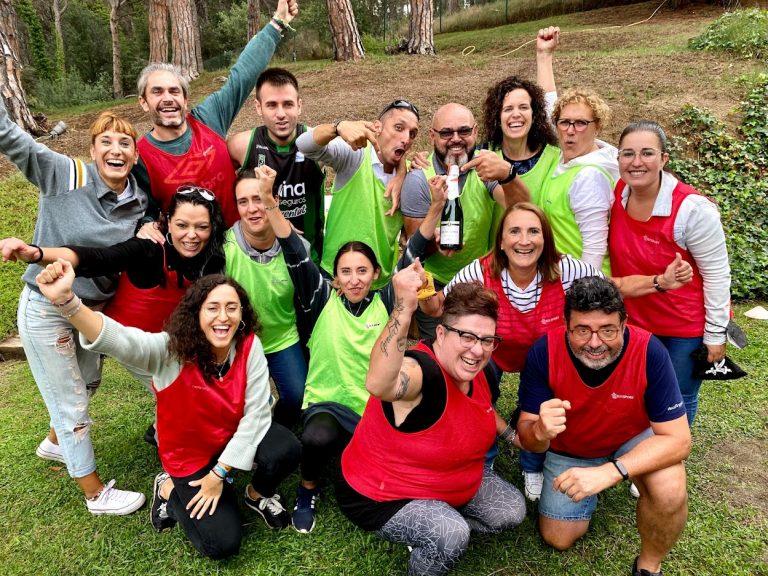 Teambuilding con Primer Impacto - Vilanova del Vallés - sept. '21