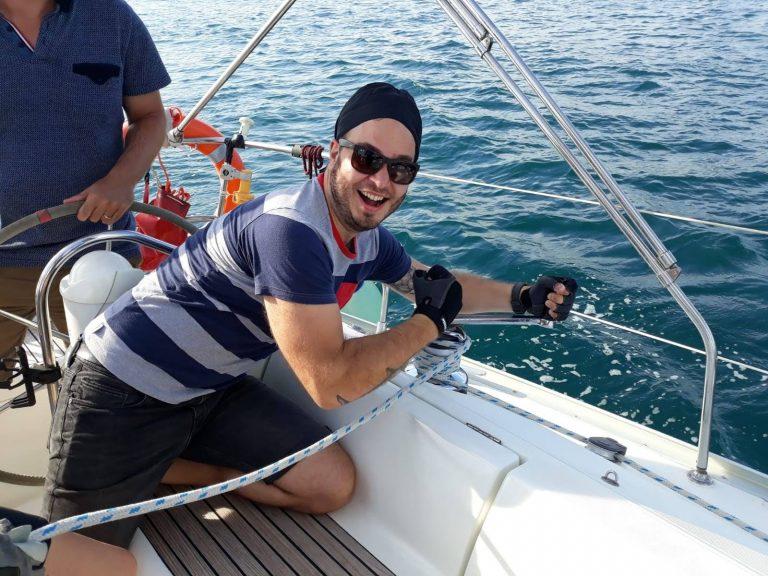 Sailing Team - Autodesk - Port Olímpic sept. '19