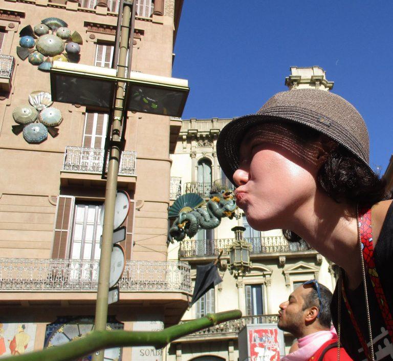 TRAVEL EXPERIENCE - Chasse au trésor Barcelone sept. '19