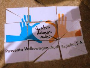Team Building Solidario actividades indoor foto 1