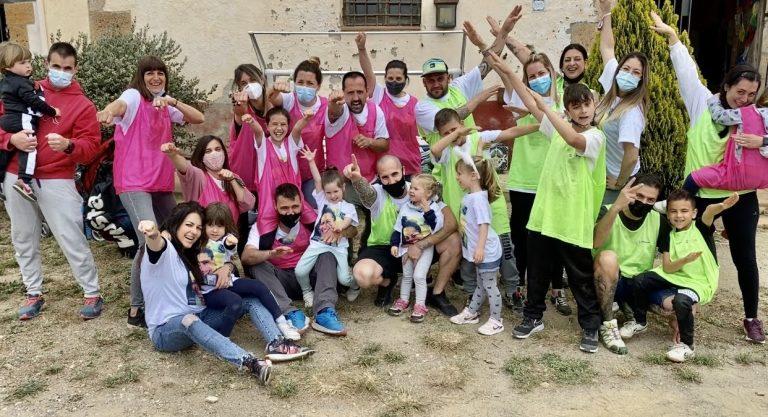 Team Cluedo Familias