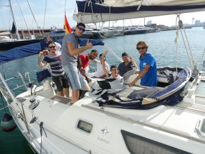 Team Sailing Regatas