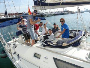 Team Sailing Regatas