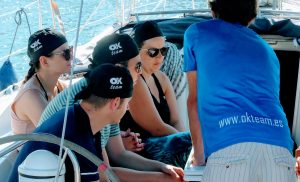 Team Sailing actividades outdoor foto 2