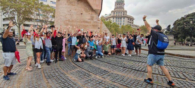 Teambuilding event con Spin - CSI Barcelona - sept. '21