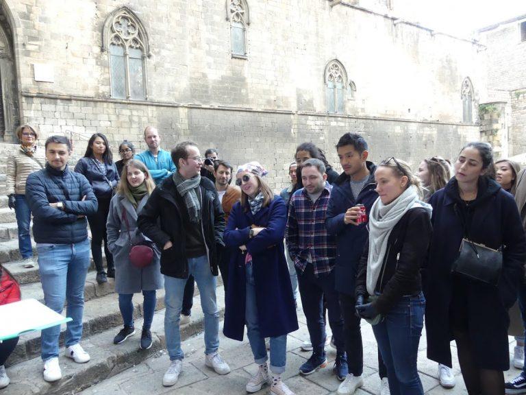 Travel Experience - CSI CLUEDO BARCELONE - Nov. '19
